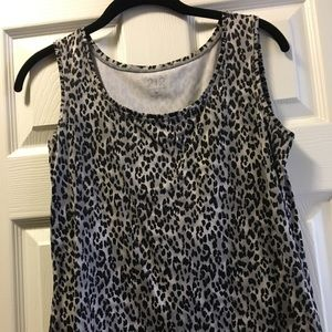 212 Collection Sleeveless Top